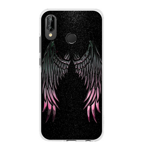 Husa Huawei P20 Lite Wings Galaxy - Prestige-Boutique.ro