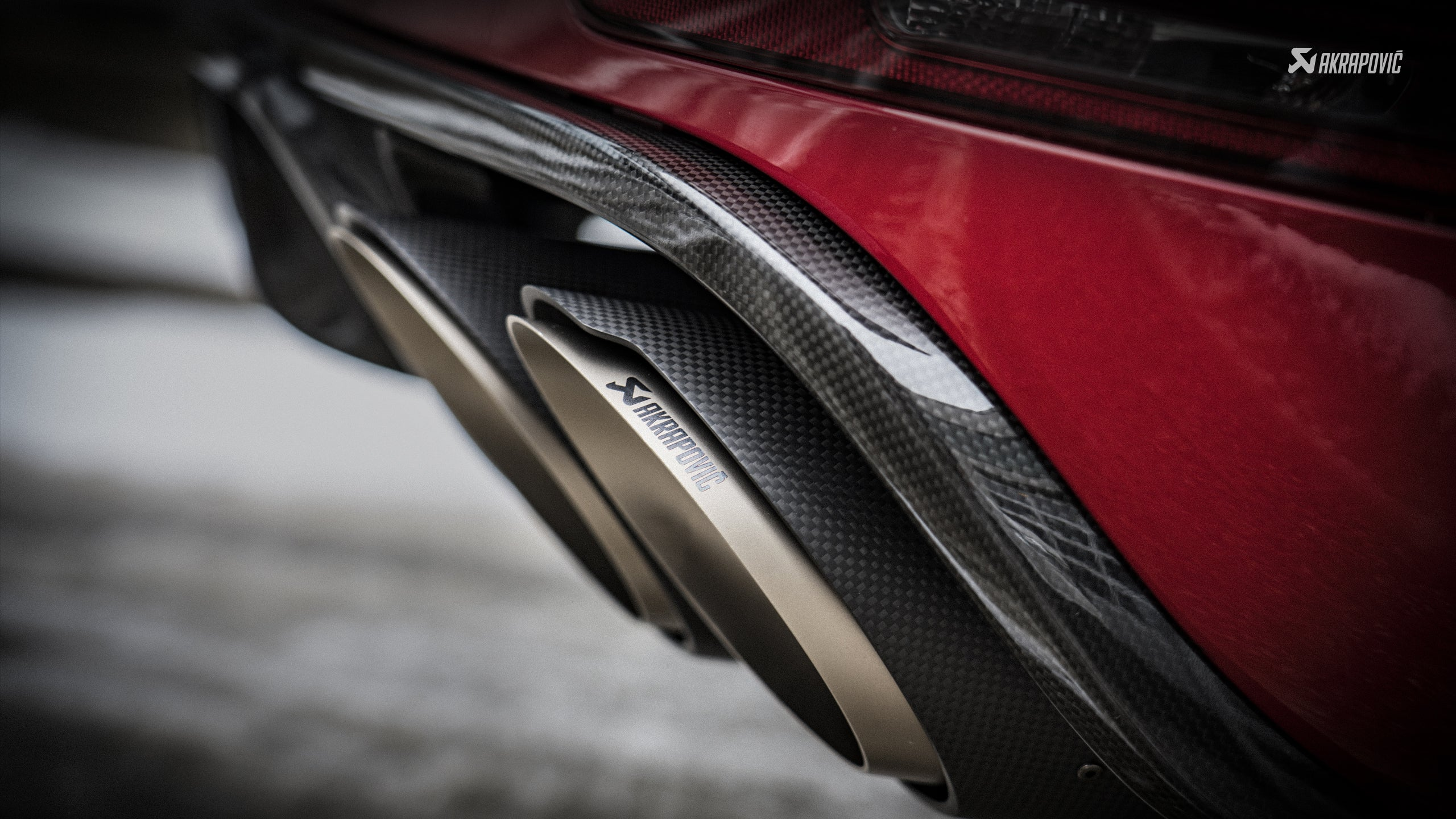 SportsCarBoutique Product Profile: Akrapovic Exhaust Systems