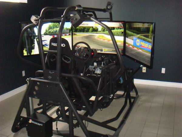 Full Motion Simulator by SIMCRAFT