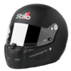 STILO ST5F GT COMPOSITE HELMET - Matte Black with Black Interior