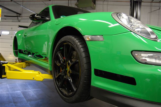 997 GT3RS - Green