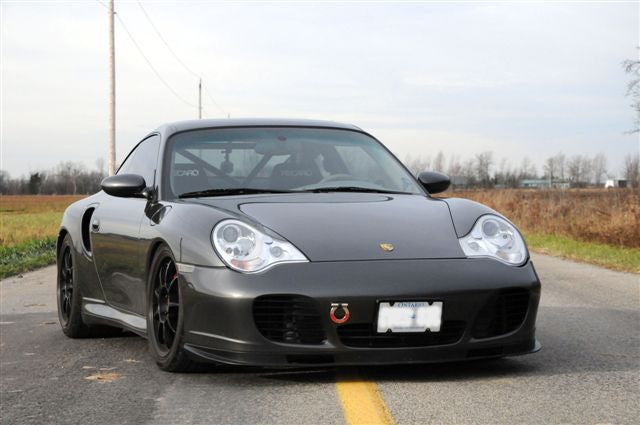 996 Twin Turbo - track edition