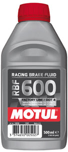 MOTUL BRAKE FLUID RBF600 500ml - SportsCarBoutique