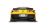 Chevrolet Corvette Stingray C7 Evolution Exhaust  14-15