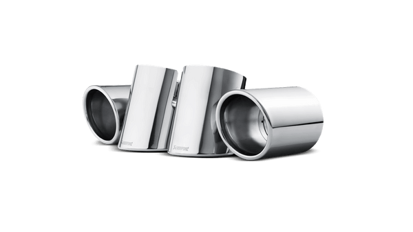 Porsche Cayenne Diesel (958) (2010-2014) - Tail Pipe Set (Titanium) - SportsCarBoutique