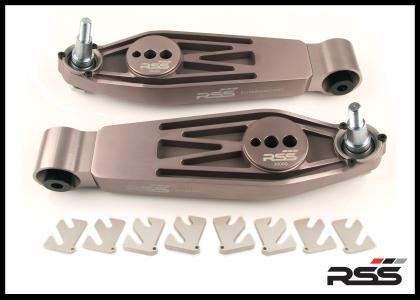 RSS TARMAC SERIES 2-PIECE COMPLETE LOWER CONTROL ARM KIT (Pair of 2)