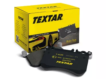 Porsche 996 Turbo (99-05) - Textar Brake Pad Set - Performance Street/OEM Grade - Rear - SportsCarBoutique