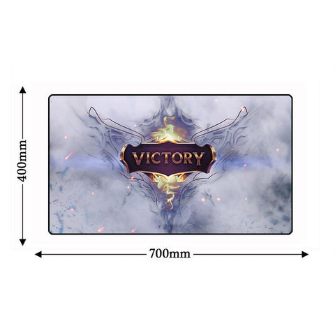 Victory League of Legends Mousepad