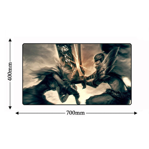 Yasuo League of Legends MousePad
