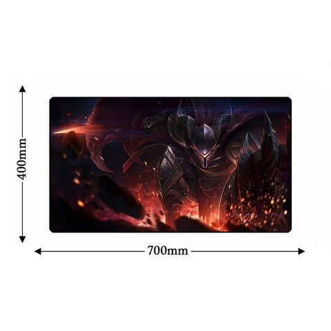 Zed League of Legends Mousepad