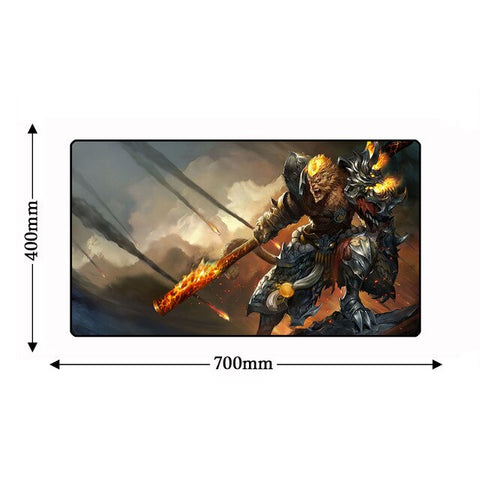 Wukong League of Legends Mousepad