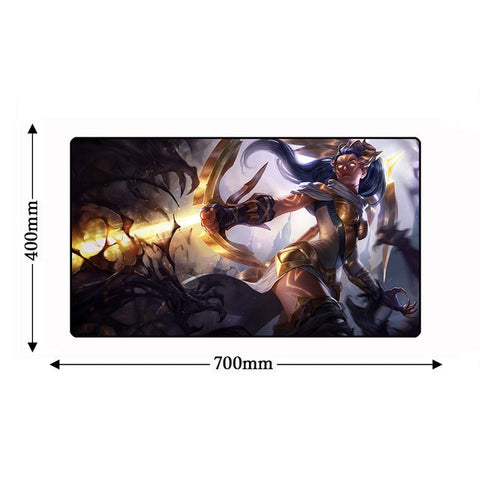 Vayne League of Legends Mousepad