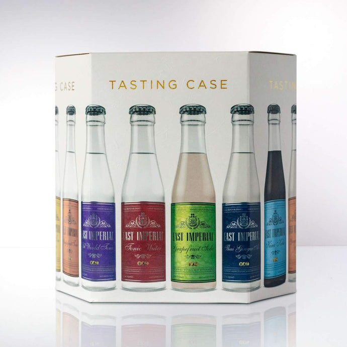 The Tasting Case 10x150ml mixers