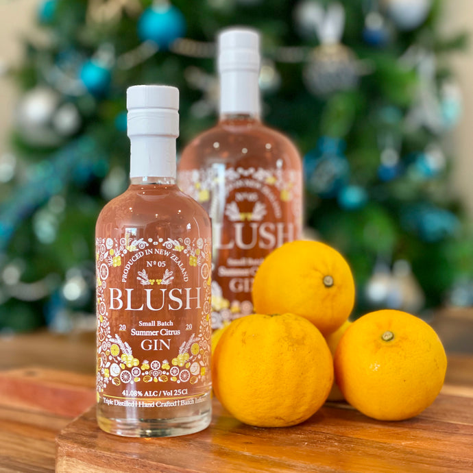 250ml Blush Summer Citrus Gin