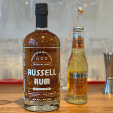 Load image into Gallery viewer, Russell spiced  Rum 700ml