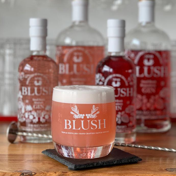 Blush Gin Glass