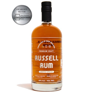 Russell spiced  Rum 700ml