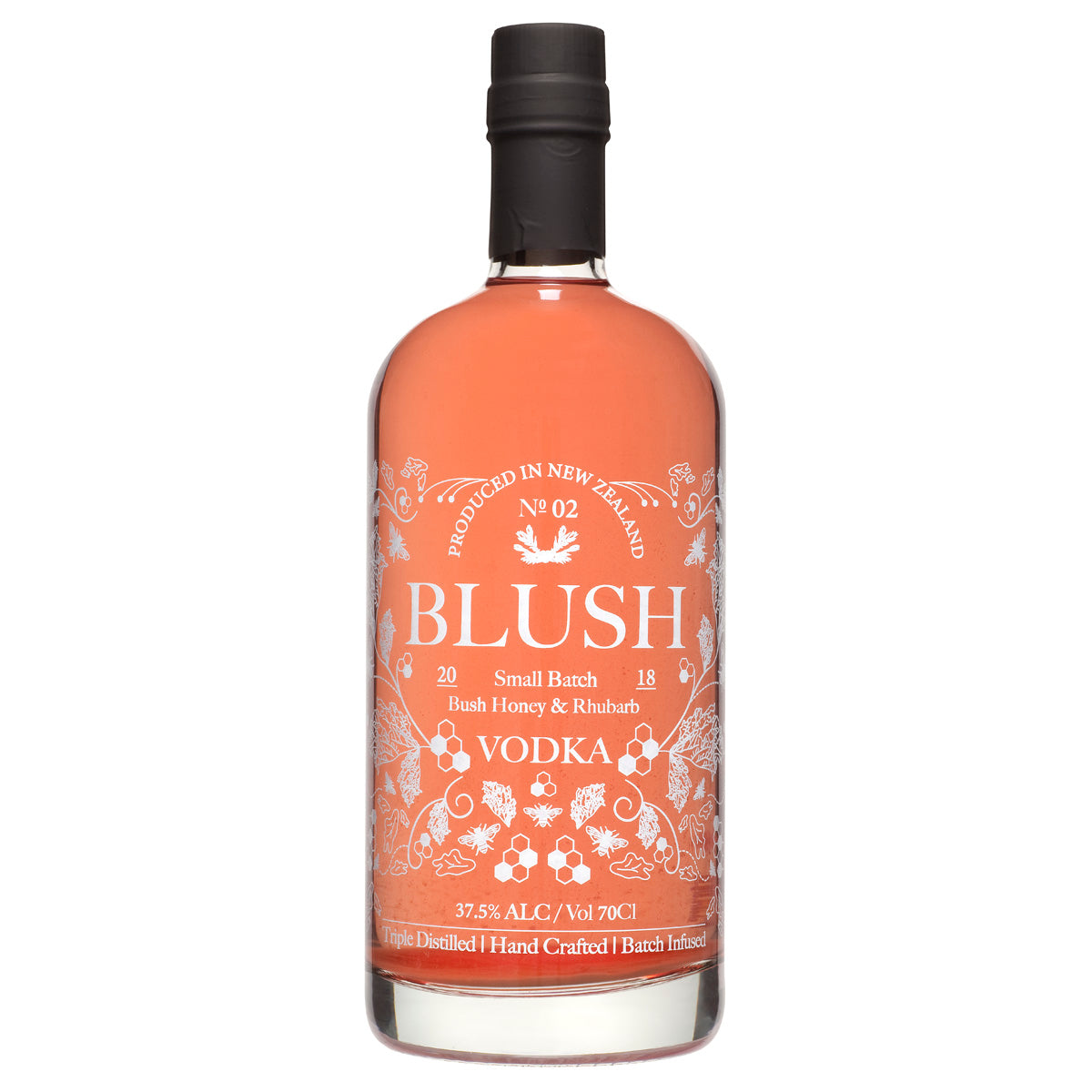Blush Bush Honey Vodka