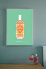 Load image into Gallery viewer, Limited edition print, Citrus xx/100
