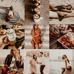 7 VINTAGE LIGHTROOM MOBILE PRESETS - KIIN LIGHTROOM PRESETS