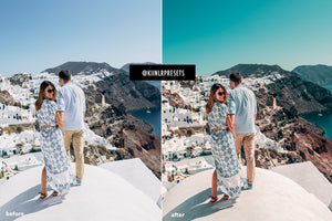 7 GLOBETROTTER LIGHTROOM MOBILE & DESKTOP PRESETS - KIIN LIGHTROOM PRESETS