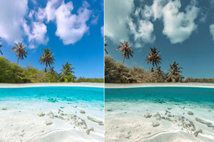BAHAMAS LIGHTROOM MOBILE & DESKTOP PRESETS