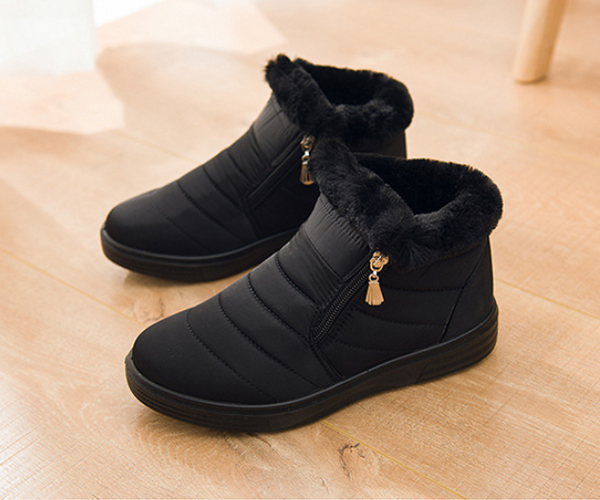 Fashionable Warm Tube Cotton Boots