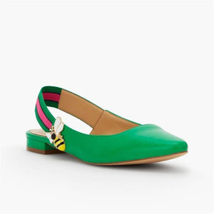 Women's Wild Casual Solid Color Pointed Flat Shoes