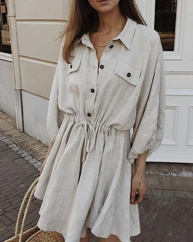 Fashion Loose Skater Dresses