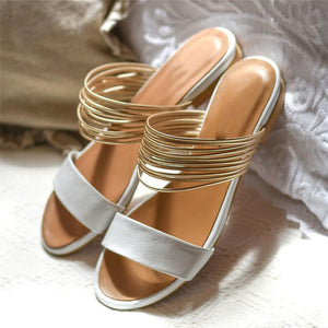 Women's Versatile Comfortable Flat Slippers