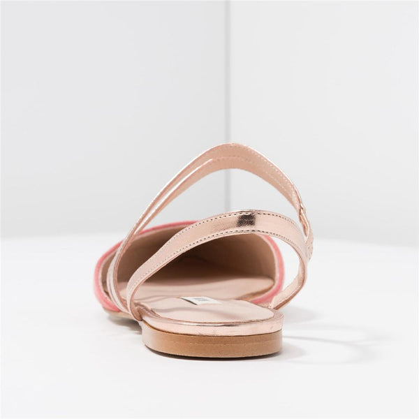 Fashion Flat-Bottomed Ankle Sexy Women's Sandals
