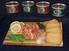 Canned Salmon Gift Selection