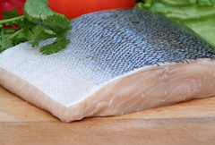 White King Salmon Fillets