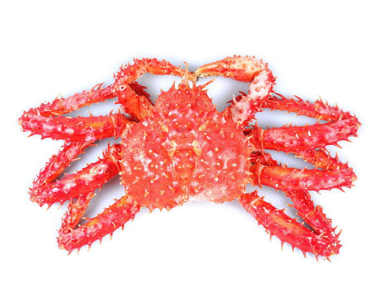 Super Colossal Alaska King Crab Legs & Claws