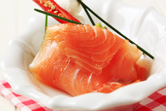 Cold Smoked Salmon (Lox)