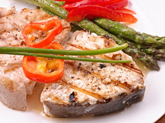 Premium Loin Halibut Steaks