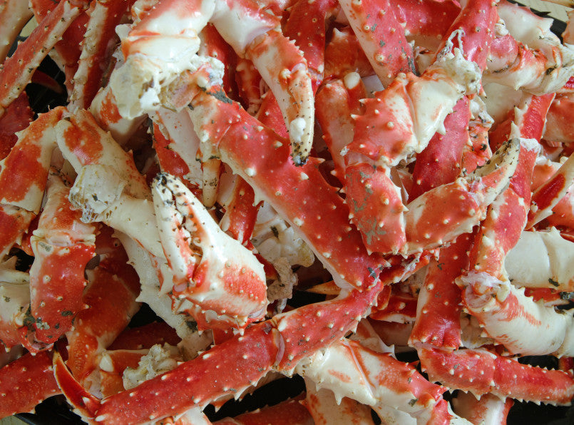 Colossal King Crab Legs & Claws