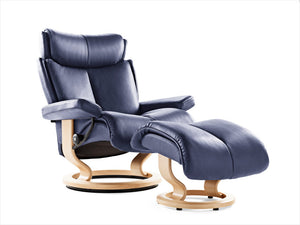 Buy the Stressless Magic recliner in Stuart, Florida.
