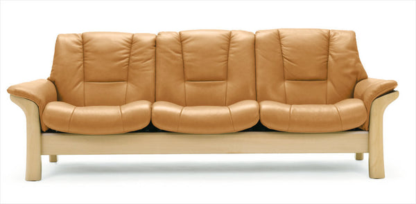 Buy Stressless Buckingham sofa in Stuart, Florida.