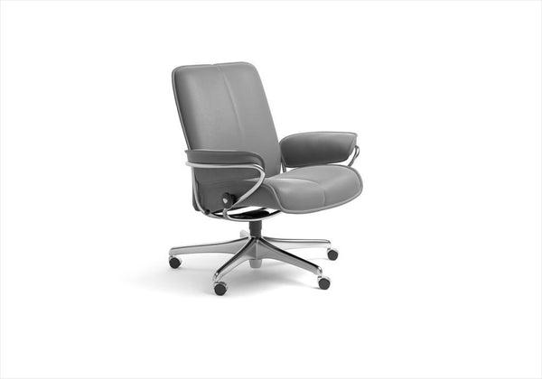 Buy Stressless City office chair in Stuart Florida.