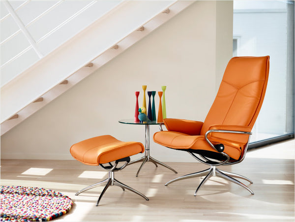 Buy Stressless City high back in Stuart, Florida.
