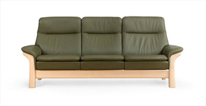 Buy Stressless Saga sofas in Stuart, Florida.