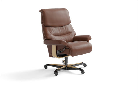 Buy the Stressless Capri Office chair in Stuart Florida.