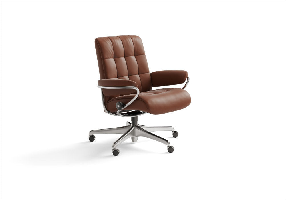 London Low-back Office Chair