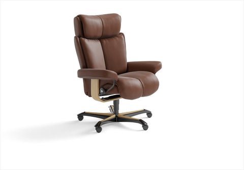 Buy Stressless Magic Office Chair in Stuart, Florida.