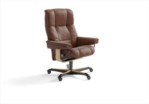 Buy Stressless Mayfair office chair in Stuart, Florida.