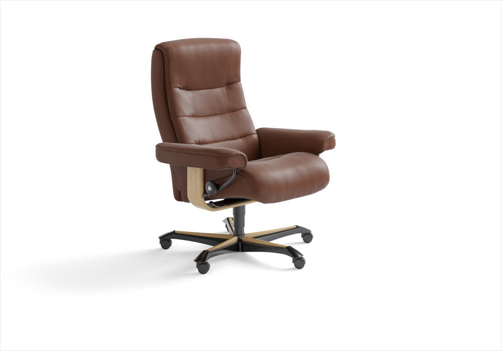 Buy Stressless Nordic office chair in Stuart, Florida.