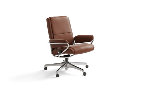 Buy Stressless Low-back office chair in Stuart, Florida.