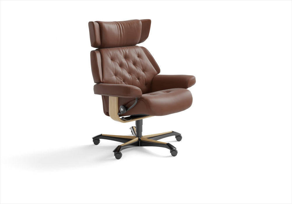 Buy Stressless Skyline office chair in Stuart, Florida.