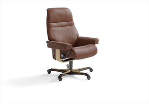Buy Stressless Sunrise office chair in Stuart, Florida.